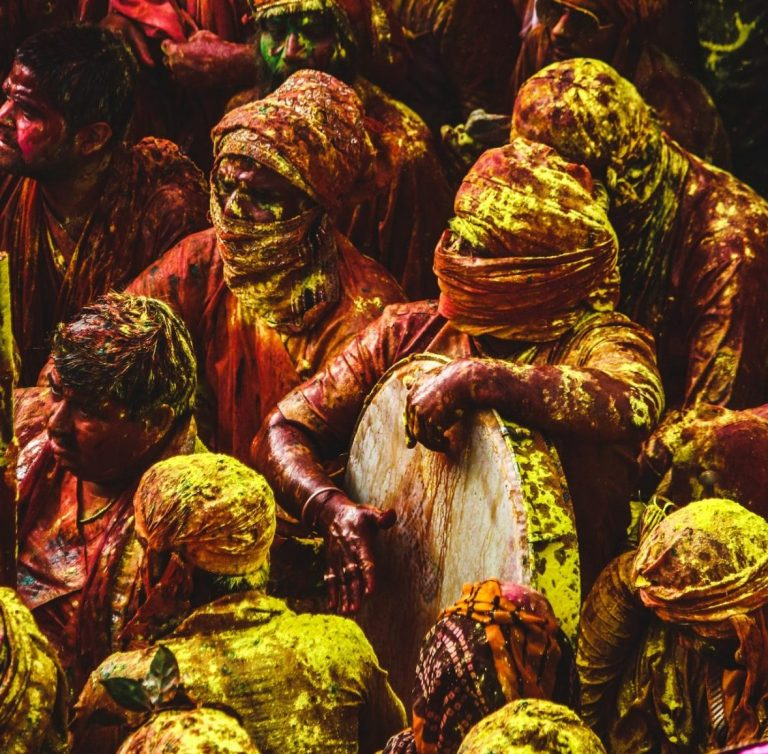 Tourisme responsable : Holi festival en Inde