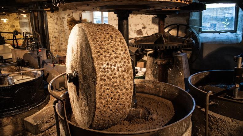 Moulin du Got en Haute-Vienne, Limousin