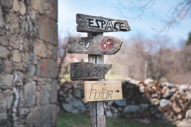 Hébergement insolite en Creuse - Voyage Spatio temporel - directions