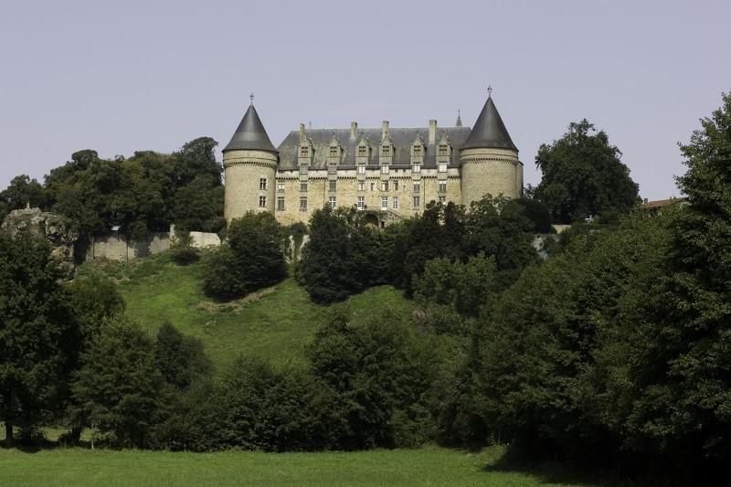 Château de Rochechouart - Activités culture en Limousin