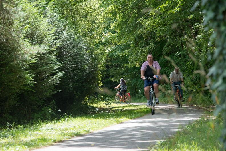 Voie Verte des Hauts de Tardoire - Activités nature en Limousin