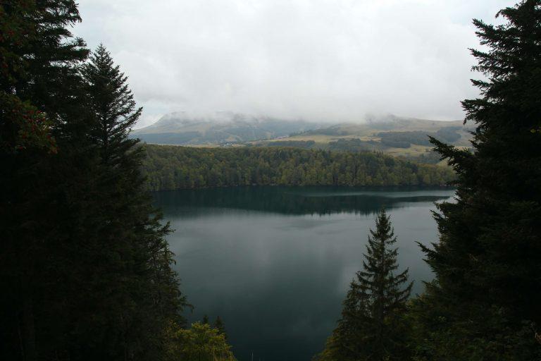 Lac Pavin, parc des volcans d'Auvergne