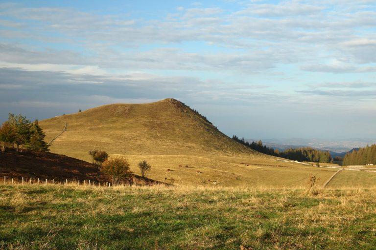 Parc Naturel Régional des Volcans d'Auvergne, Puy de Dome, Besse
